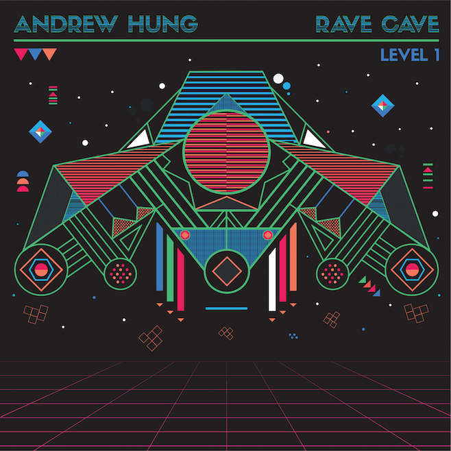 Andrew Hung's Rave Cave EP