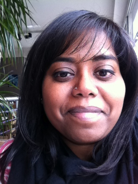 Dr Rathna Ramanathan,  head of programme, visual communication, Royal College of Art