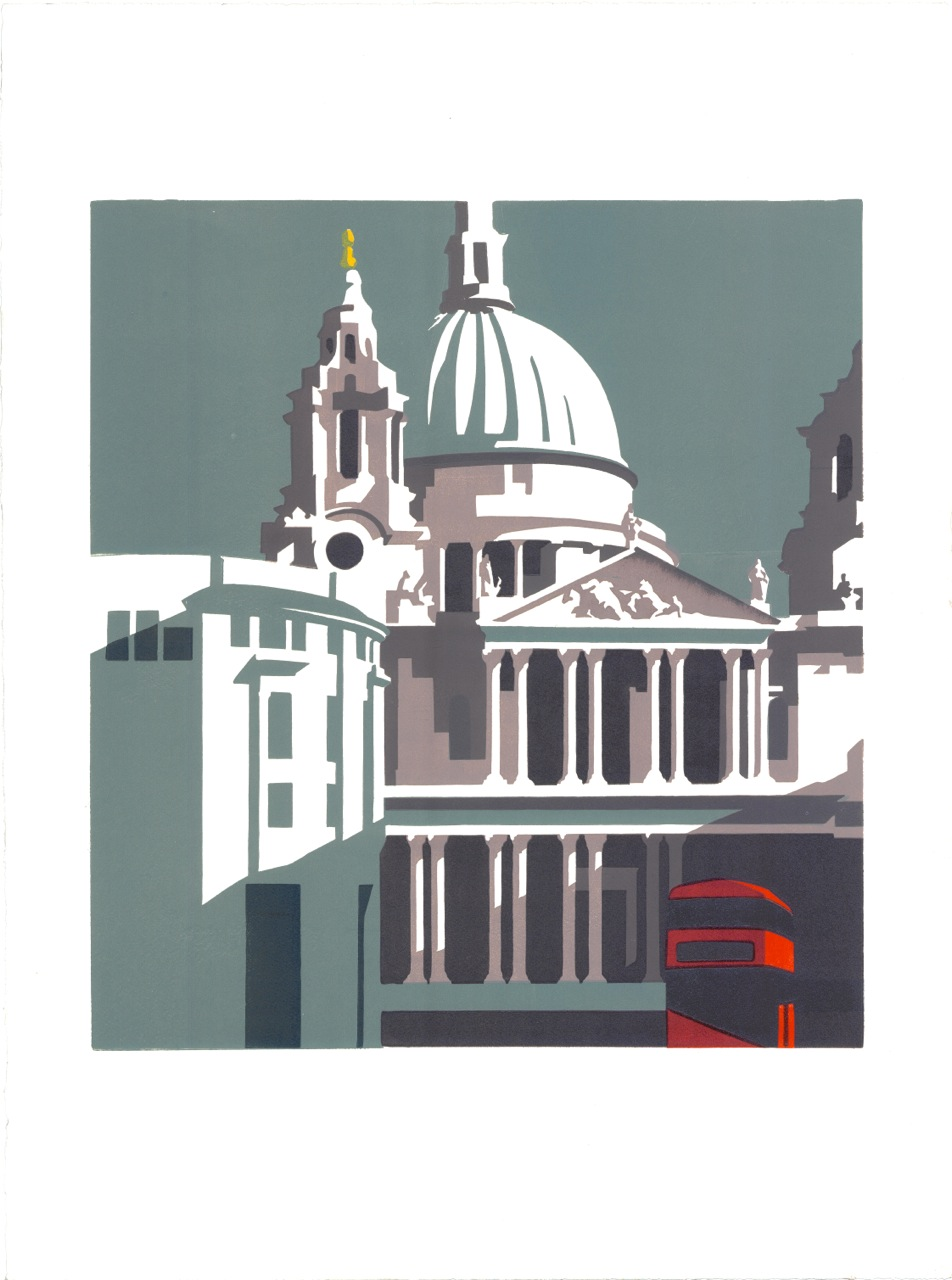 Routemaster at St Paul's