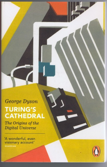 Turing's Cathedral - commision from Penguin Books