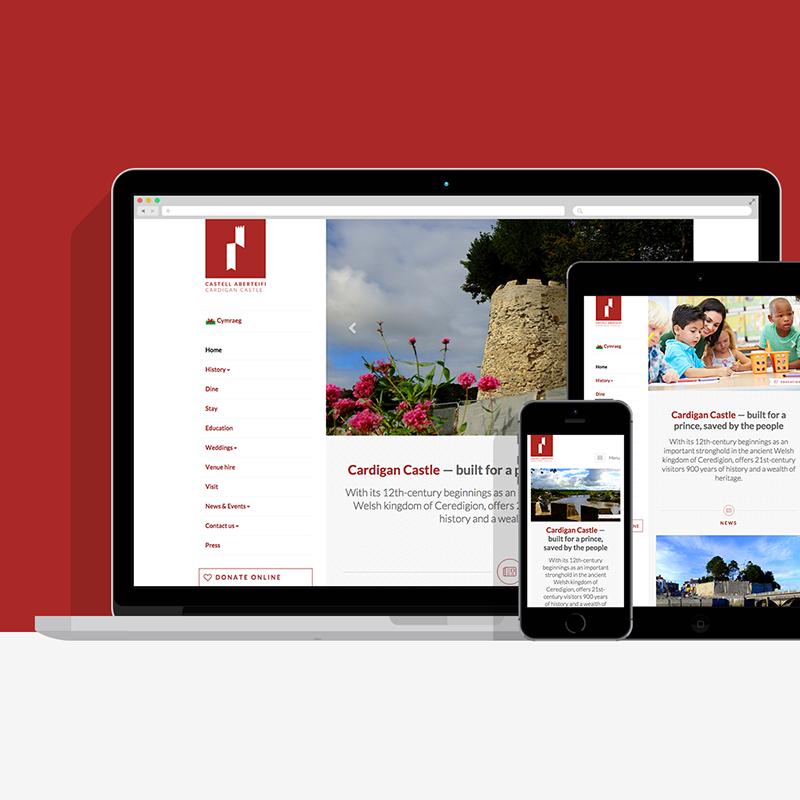 cardigan-castle-responsive-website