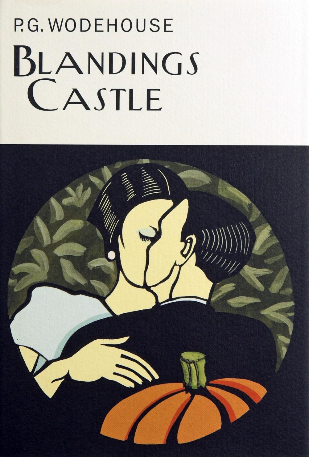 20 Blandings Castle