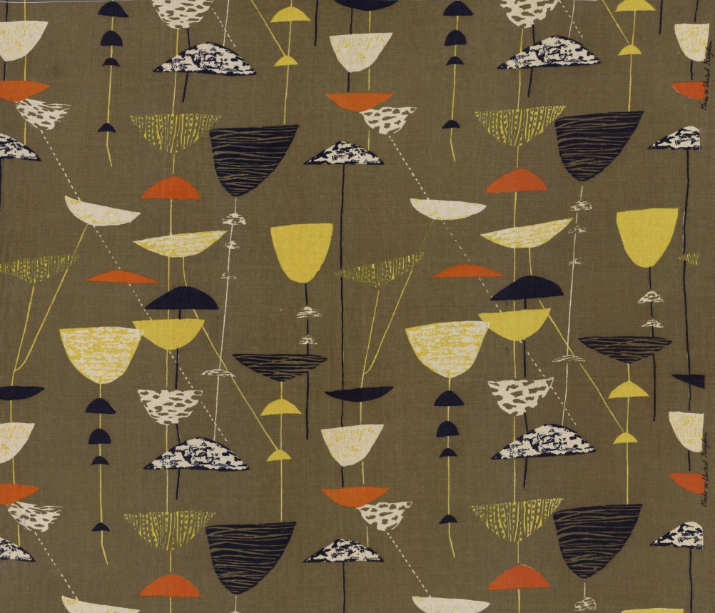 Image courtesy of Collection Kirk Brown & Jill Wiltse, Denver/  Robin and Lucienne Day Foundation