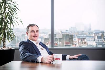Chris Forrester, managing director, Primesight