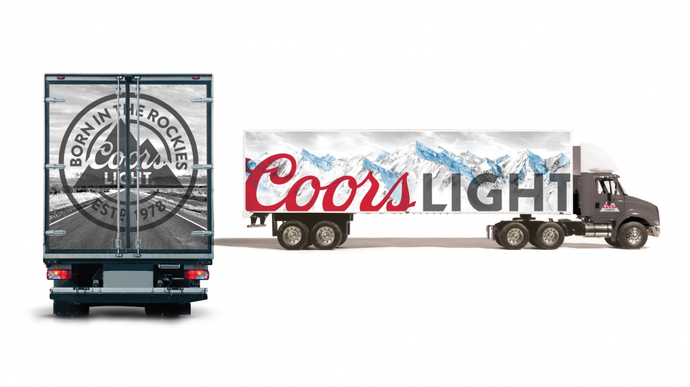 Coors-Light_Truck-Wrap