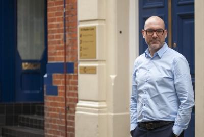 Damian Ferrar, executive director of brand experience, Interbrand