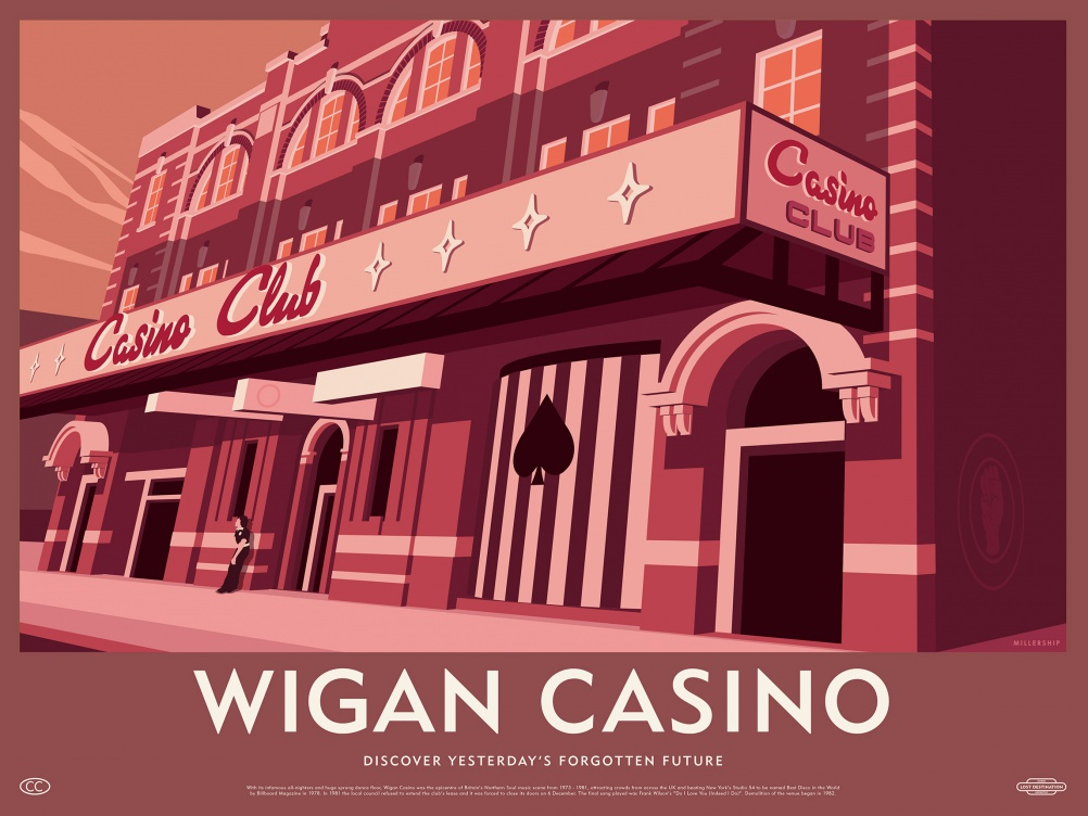 Dorothy 0088 - Lost Destination - Wigan Casino M