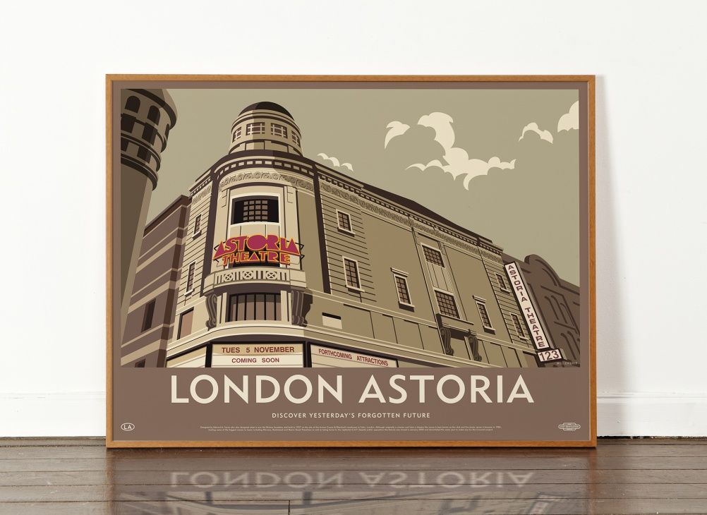 Dorothy 0089 - Lost Destination - Astoria Frame M