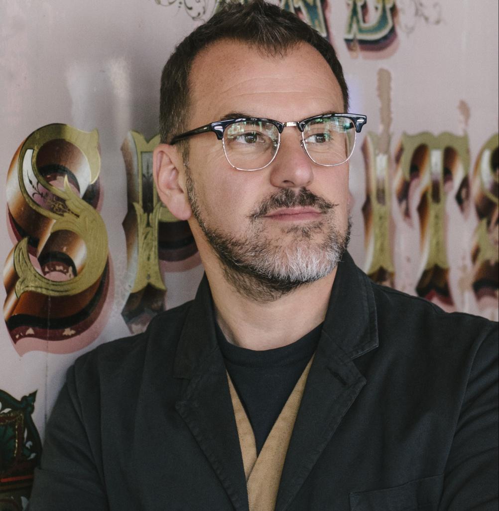 Graham Shearsby, executive creative director, Design Bridge