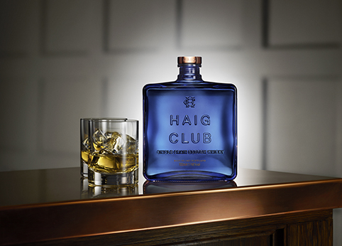 Love picked up a Gold for its Haig Club packaging