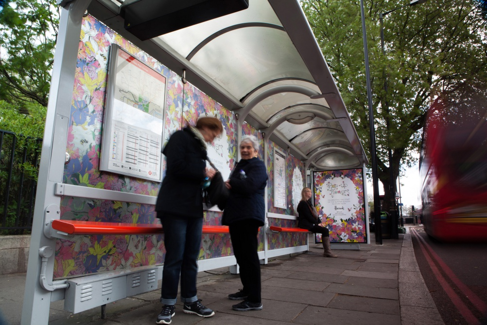 Harrods Scented Bus Shelter (5)[1]
