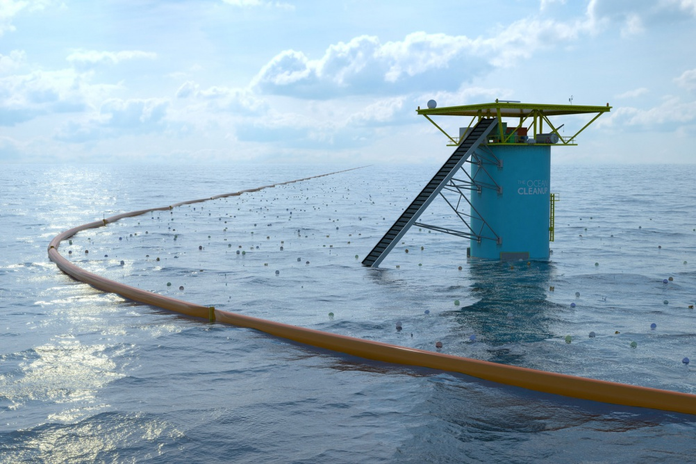 Digital: The Ocean Cleanup, by Boyan Slat, Jan de Sonneville and Erwin Zwart