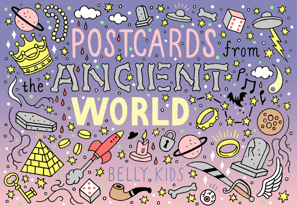 Postcards From The Ancient World