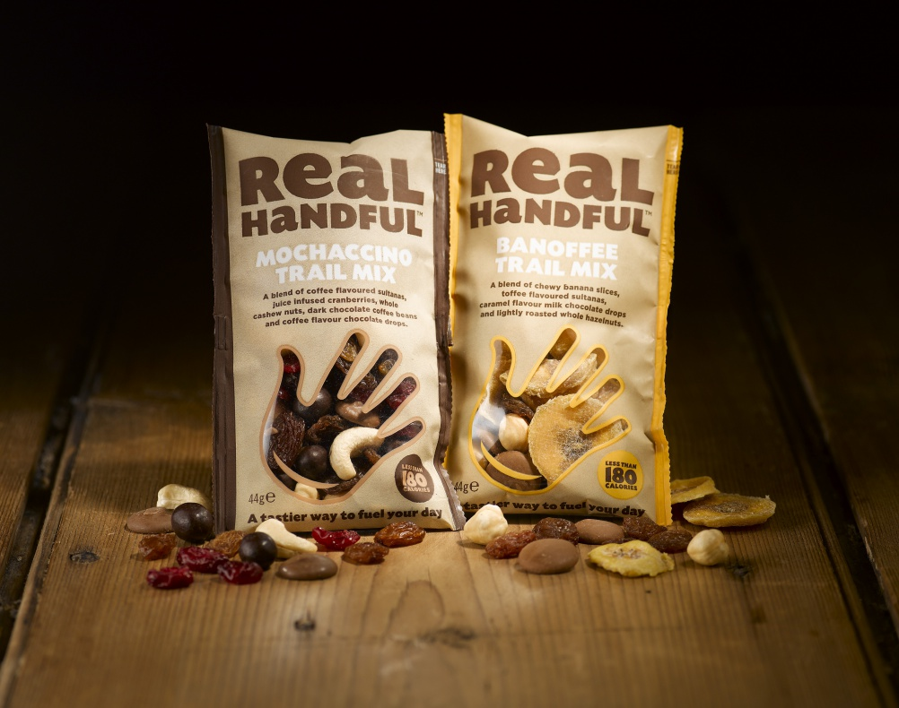 Packaging for Real Handful