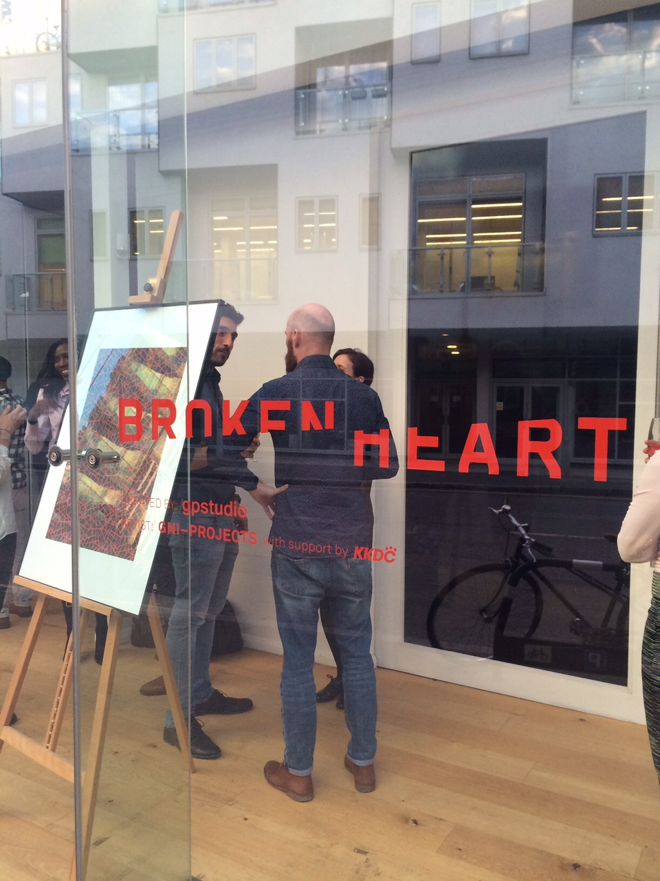 gpstudio - Broken Heart launch 3 - May 1 2015