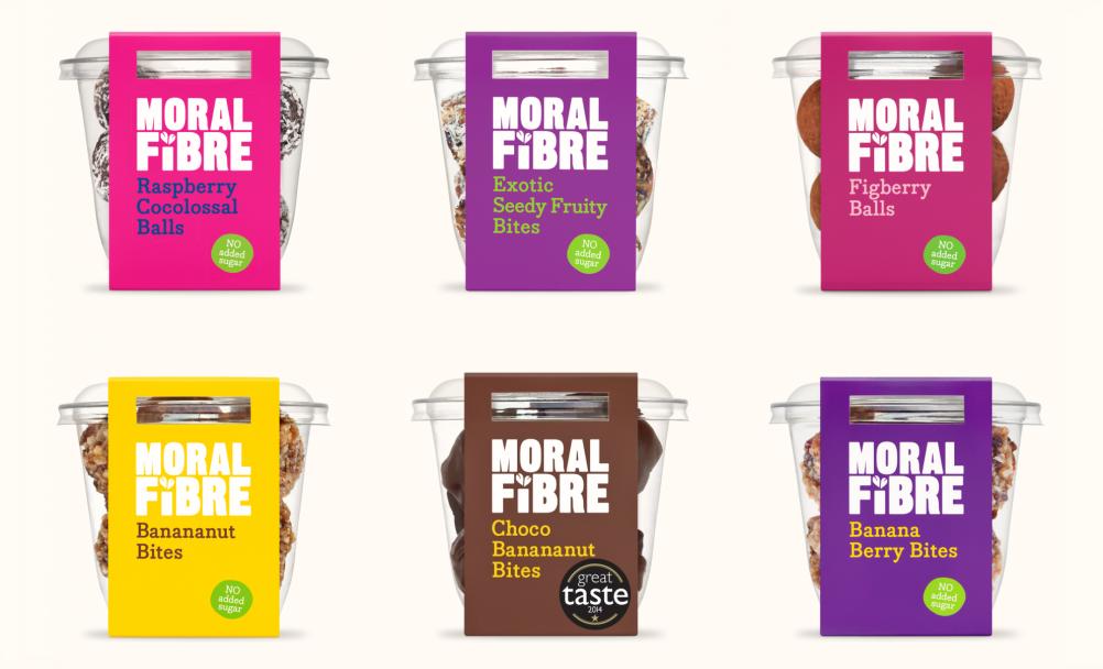 Packaging for Moral Fibre