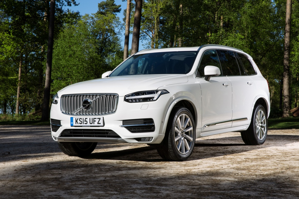 All-New Volvo XC90 Inscription