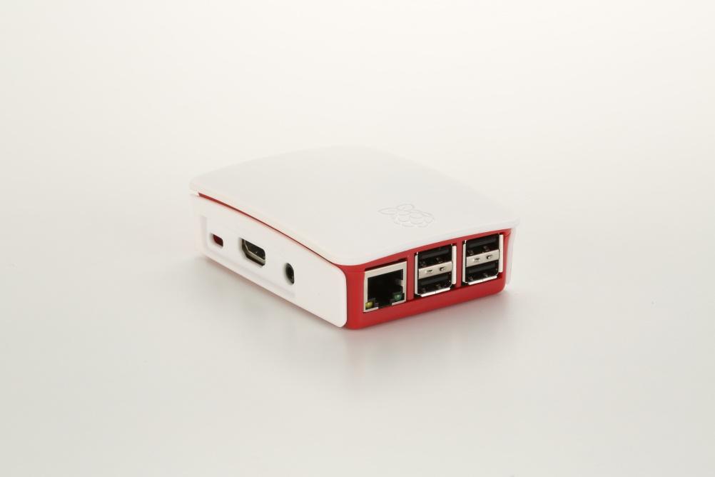 Raspberry Pi Case Kinnier Dufort