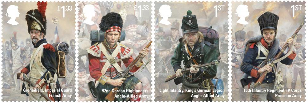 Stamps-set