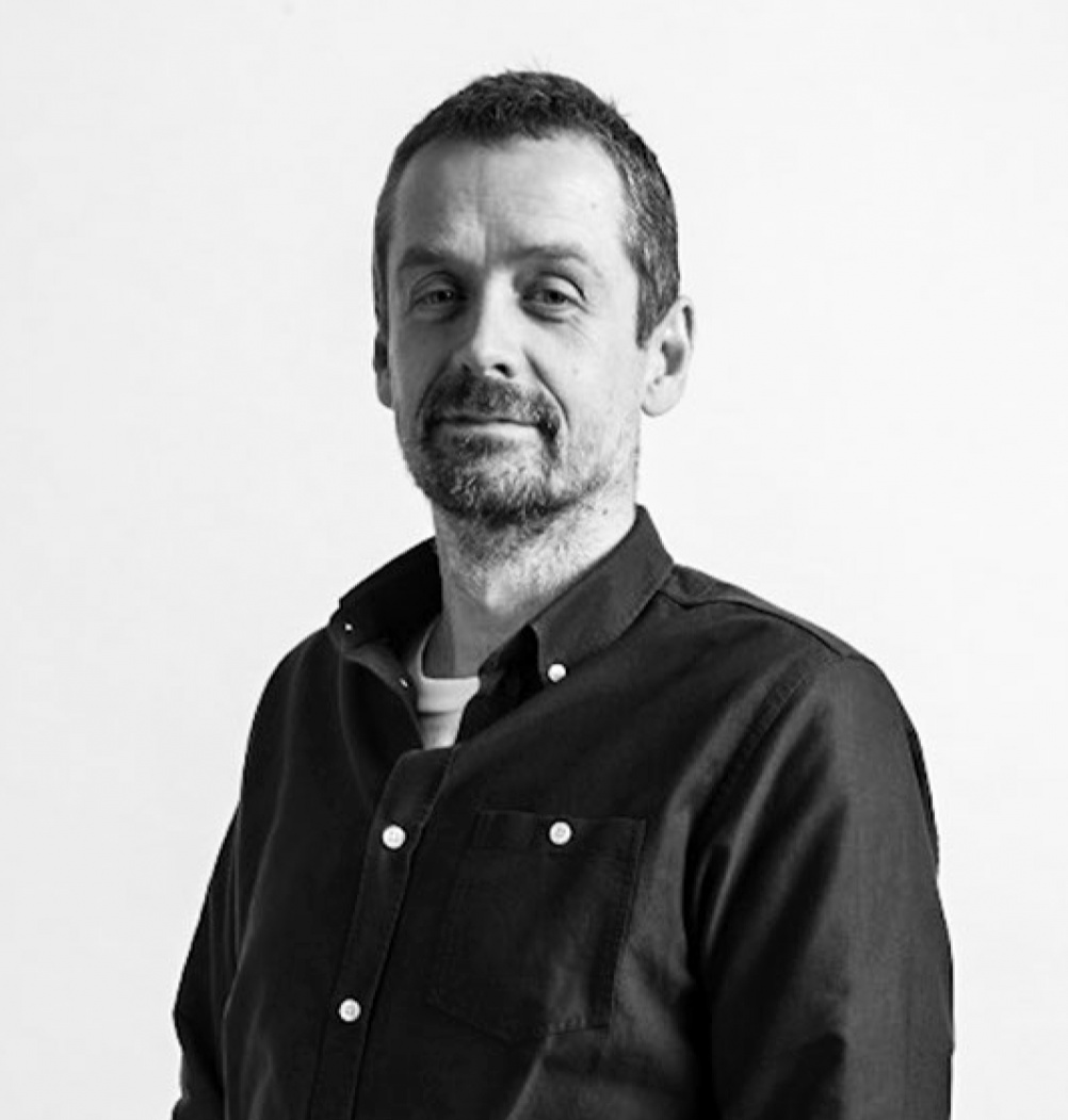 Dave Simpson, creative director, Music