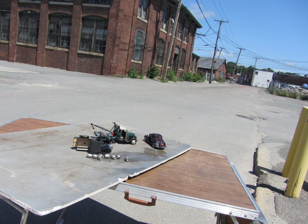8.02 - Setup for Tow Truck Shot