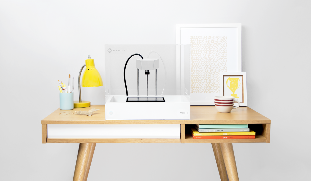 The New Matter 3D printer