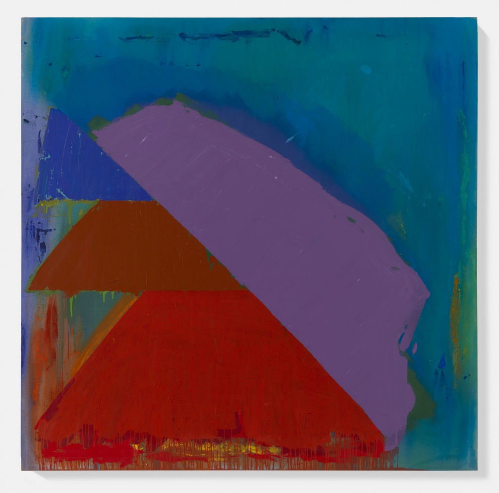 John, Hoyland, Scando, 1980. © The John Hoyland Estate Photo Prudence Cuming