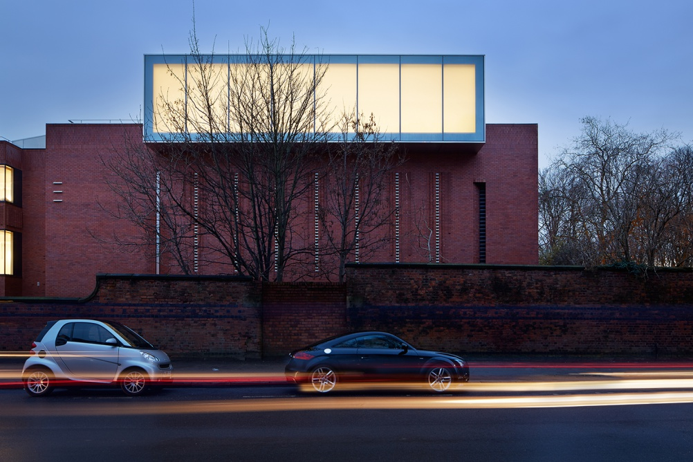 The Whitworth re-development Architecture. Photography by Alan Williams