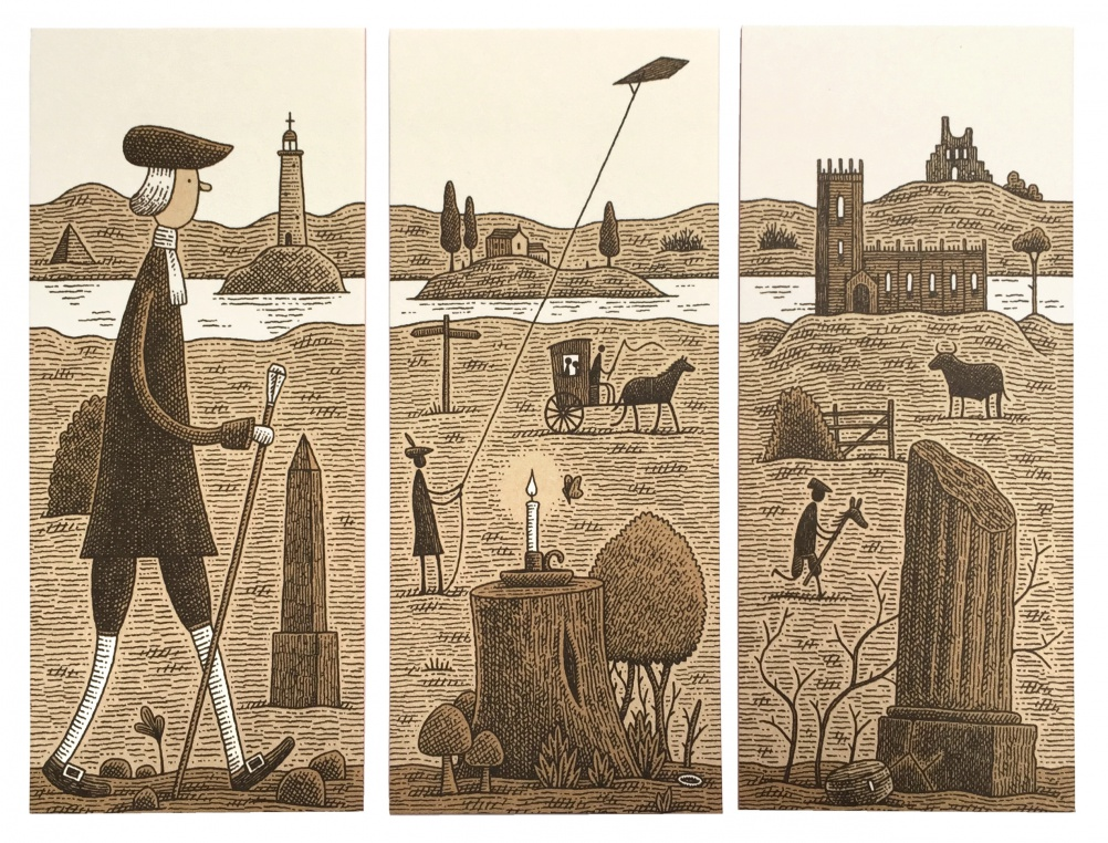 Tom Gauld Endless Journey 1