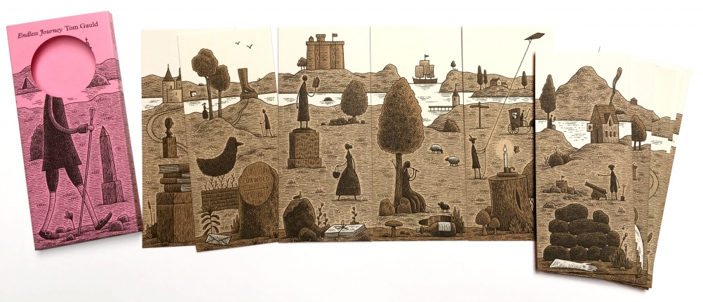 Tom Gauld Endless Journey 4