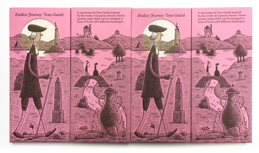 Tom Gauld Endless Journey 5
