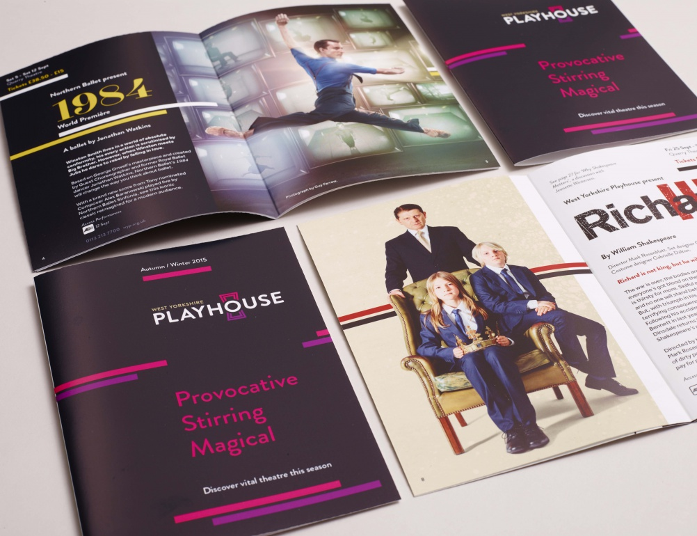 WY Playhouse Brochure 20457
