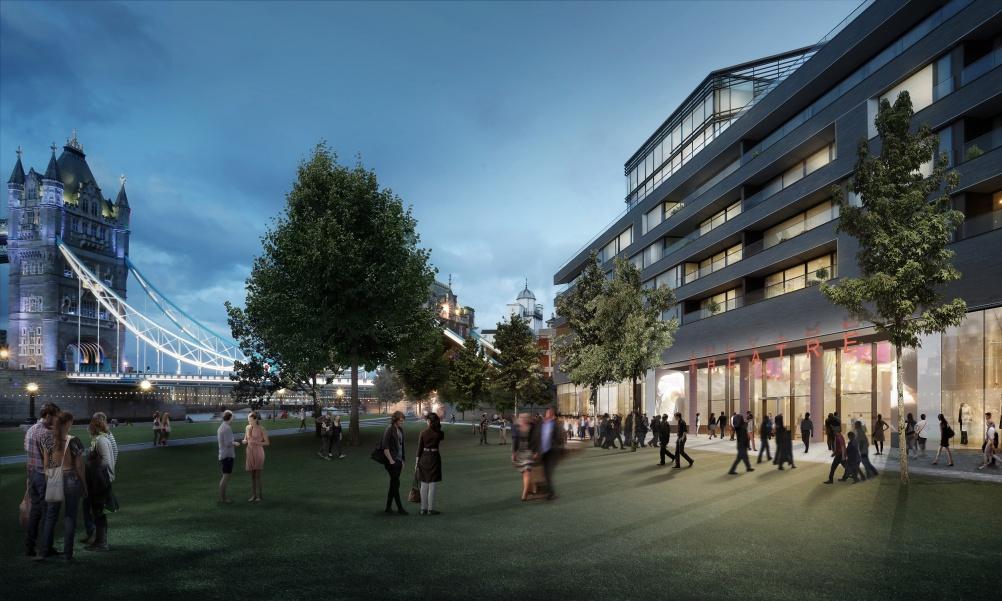 Haworth Tompkins Architects, ONE London Bridge