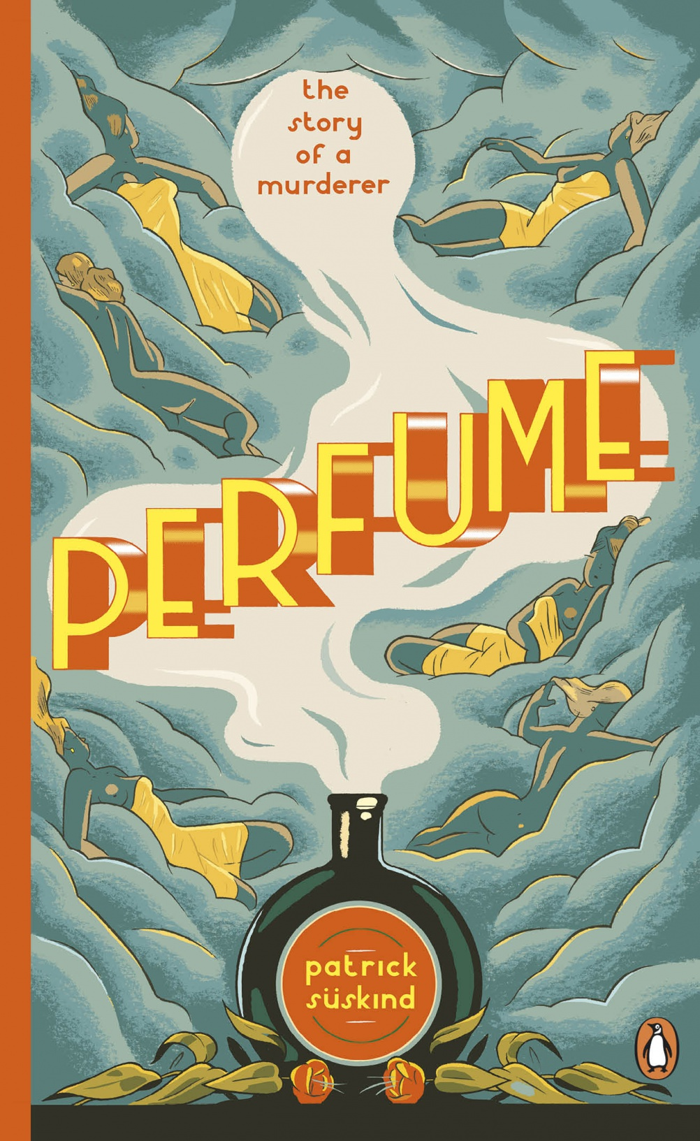 Perfume by Patrick Susskind. Cover by  Jan Van Der Veken