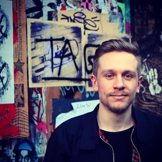 Ash Watkins, designer, Jack Renwick Studio