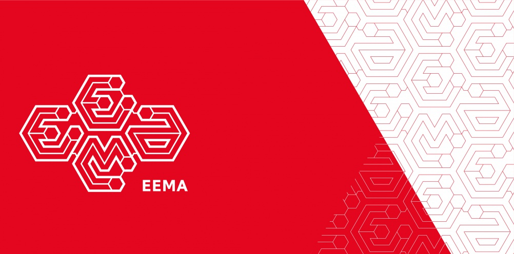 EEMA_logotype v1_full reverse_with pattern