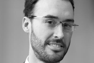 Joel Bailey, service designer and founder, Strategic Design Resourcing