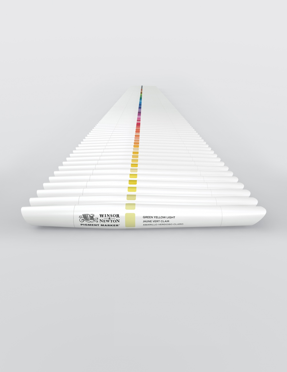PM MARKER RAINBOW LINE-UP