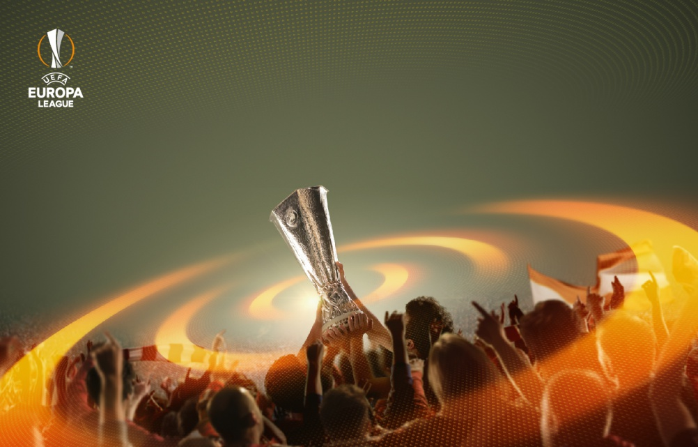 """UEFA Europa League rebrands with new """"energy wave"""" 