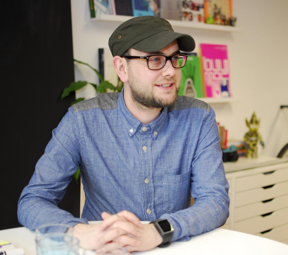 John Owens, creative director, Instruct