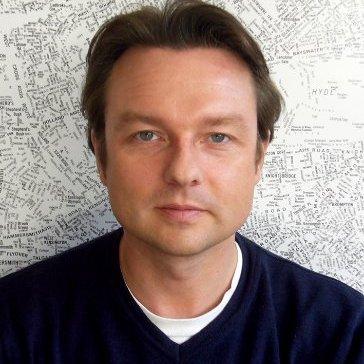Alan Dye, designer and director, NB Studio