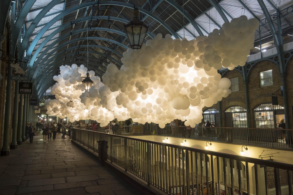 Charles Pétillon,Heartbeat,Covent Garden