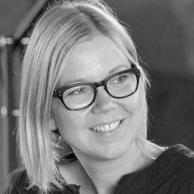 Katie Treggiden, editor, Fiera magazine
