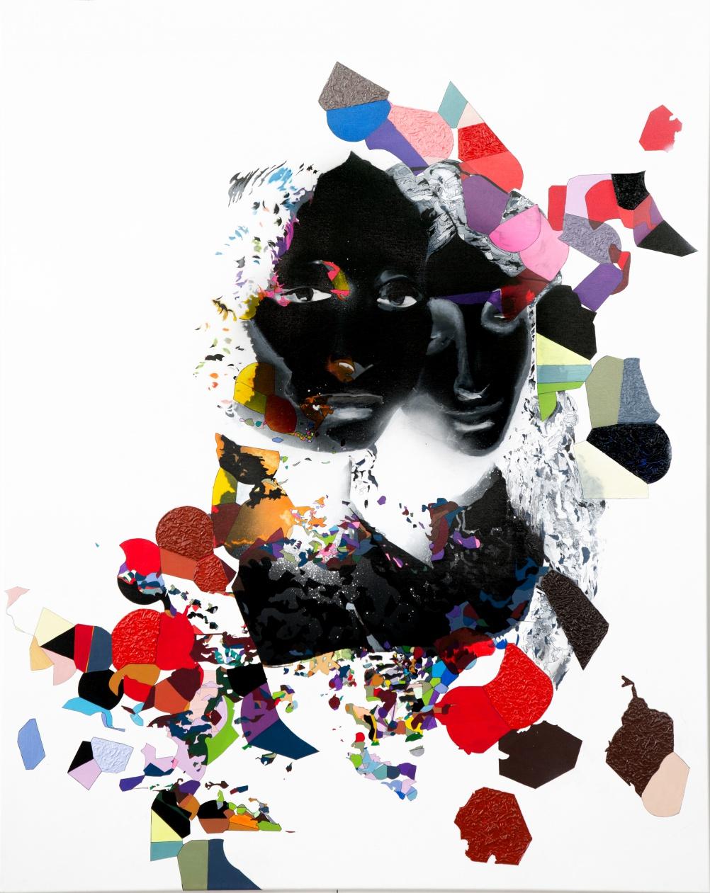 LEO DE MEDIO RUBI. Twice Half A Sister by Stephane Giner