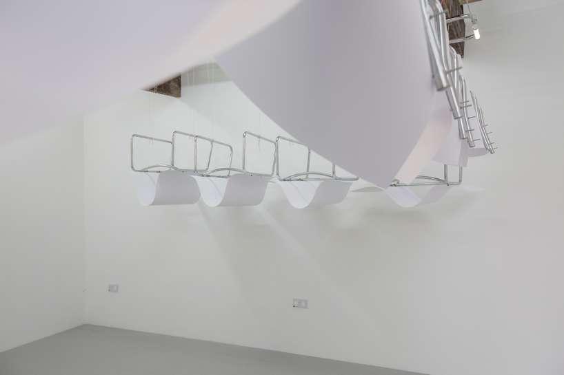 Manta installation, by Thomas Mills
