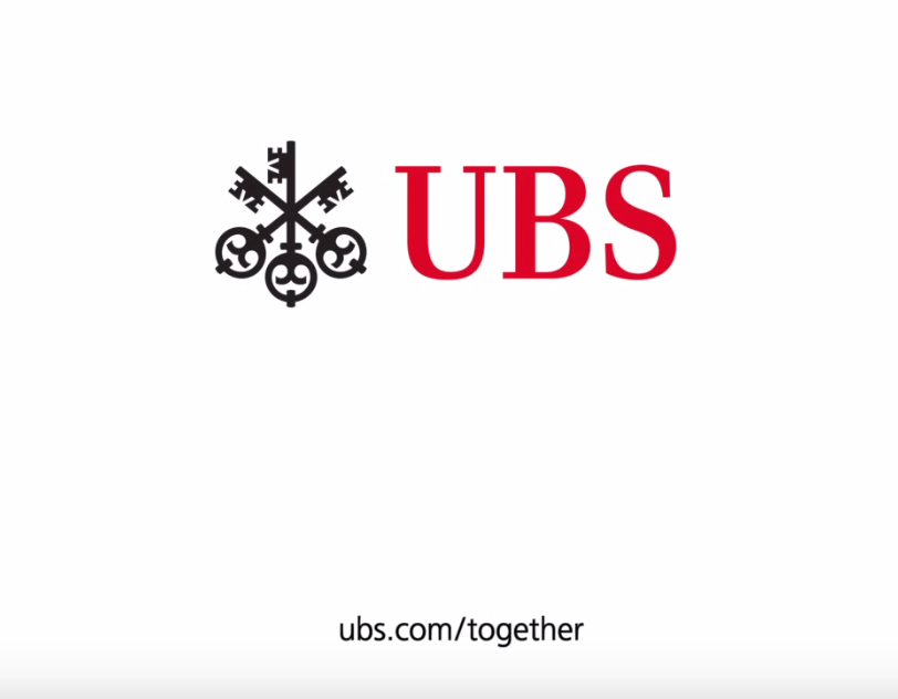 UBS global brand campaign 'together'. © UBS