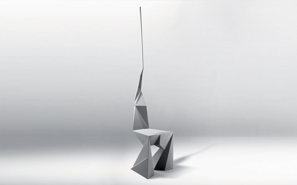 USELESS TOOL Chair by Masaki Okumura