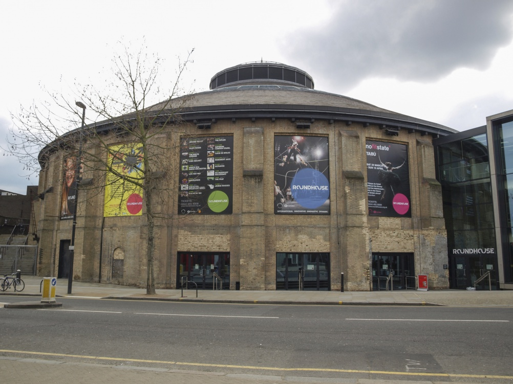 This year's Design Week Awards will be held at the Roundhouse in London