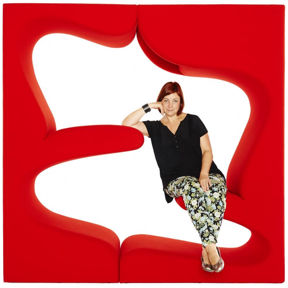 Paula Benson, partner, Form
