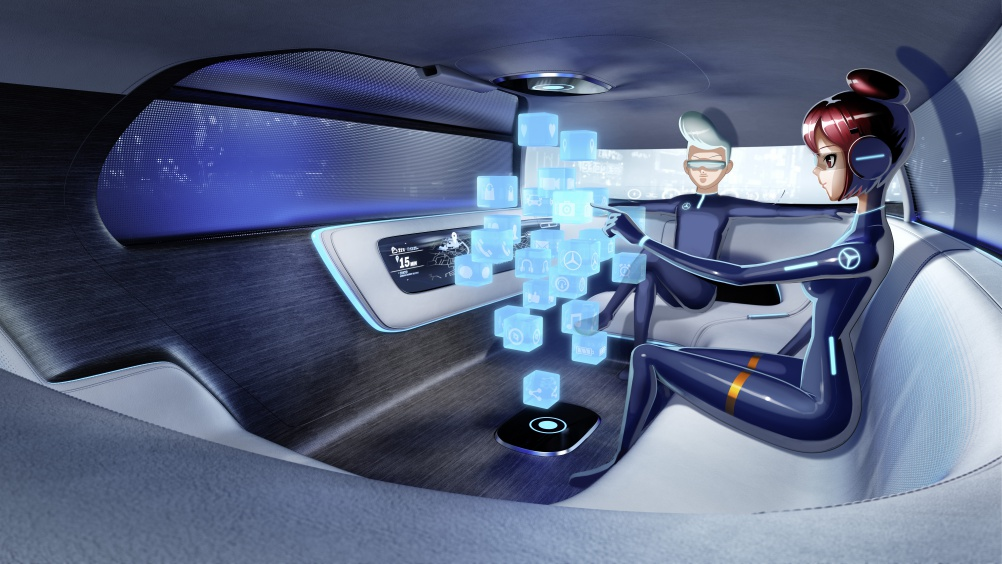 5 car designs for the future - Design Week